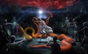 Snake_dance